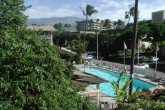 Arial view of our resort Kihei Kai Nai