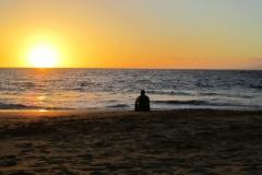 Kamaole ll Beach Sunset